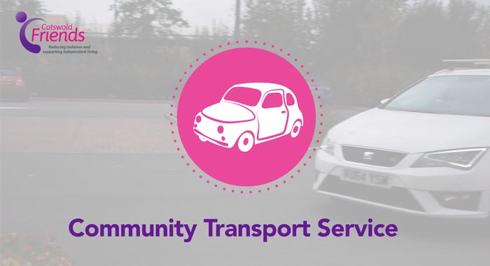 Click here to view our film about Community Transport