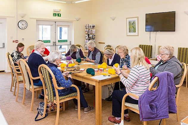 Moreton in Marsh Craft and Chat Group