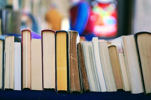 TSB Moreton sets up fundraising book sale